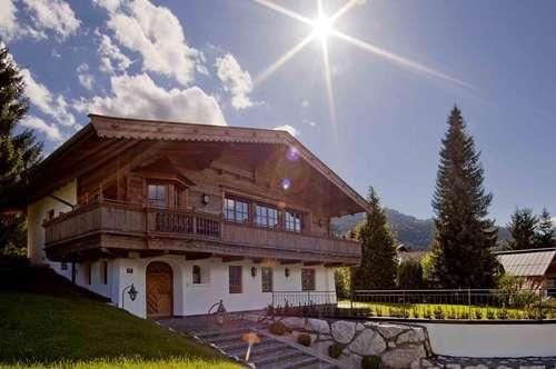 W-0219SM Ferienvilla in Pistenähe mit Kaiserblick mit Freizeitwohnsitz