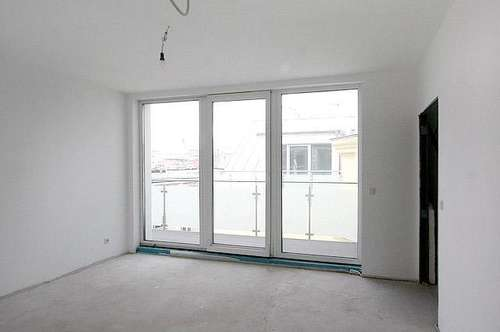 2. Bezirk: Terrassenwohnung mit Weitblick +++ nähe Prater!  3 Zimmer Erstbezug! ++