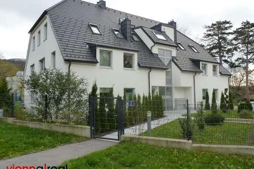 Moderne 3-Zimmer Wohnung mit Terrasse und Gartennutzung