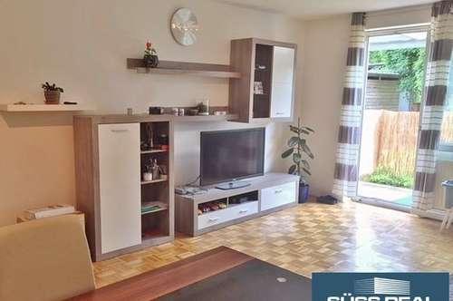 Geräumige 3-Zimmer-Wohnung mit großer Süd-Loggia