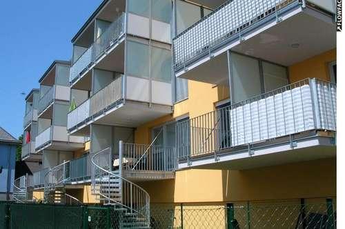 helle 2-Zimmer Wohnung nahe dem See!