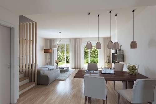 Neubau - geförderte 3 Zimmer Gartenwohnung - zentrale Lage - H15/ Top 1