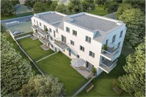 TOP-Neubau-Eigentumswohnungen in St. Andrä Wördern