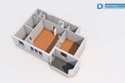 VERMIETET! 2 Zimmer Wohnung in ruhiger Lage mit großer Loggia sucht neue Bewohner! Melk