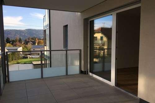 Neubau-Zweizimmerwohnung am Südhang von Krumpendorf aWS