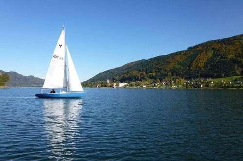 Lassen Sie Ihren Traum wahr werden ! Traumhafe Liegenschaft am Ossiacher See !