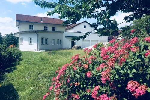Nähe Ried - Ruhelage - Einfamilienhaus mit Freizeitbereich - (Sauna, Pool möglich, Terrasse)