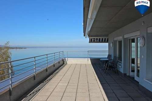 Wunderschöne Penthousewohnung mit Blick auf den Bodensee!