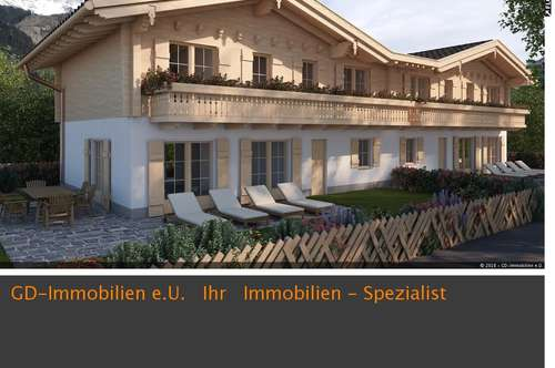Investment exkl. Appartements in Rauris im Bezirk Zell am See