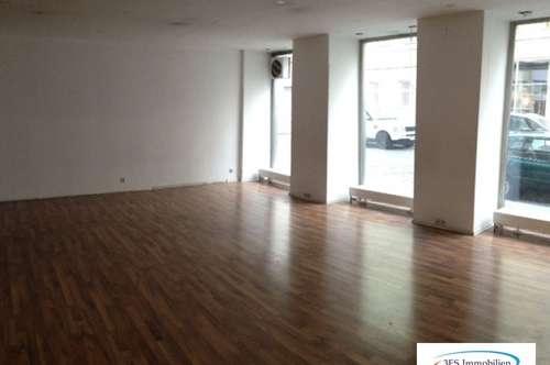 Großräumiges Geschäftslokal in der Alserstraße ca. 340 m2 + 90m2 Keller