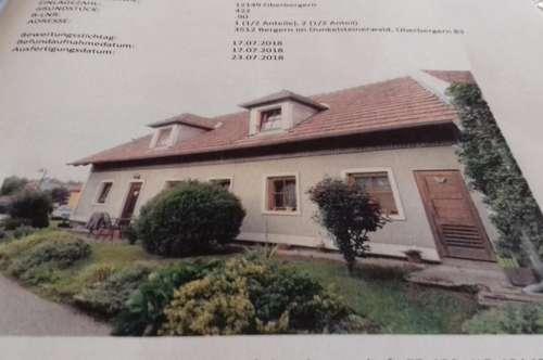 Schönes Einfamilienhaus im Dunkelsteinerwald am Halterbach zu verkaufen