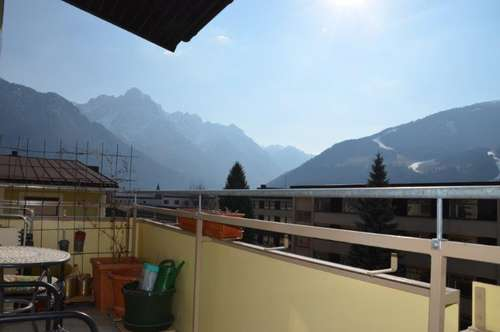 Eigentumswohnung in Lienz mit Aussicht auf die Osttiroler Berge!