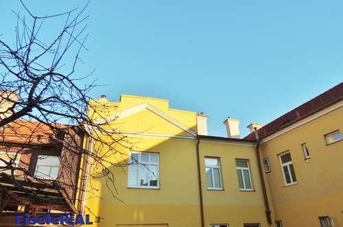 sonnige Altbauwohnung im Zentrum von Mödling