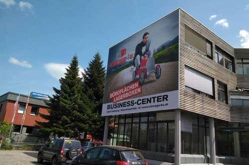 Bürogemeinschaft und Lagerflächen in Hallwang bei Salzburg