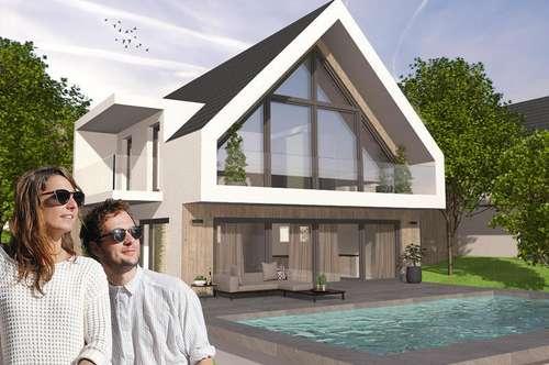 Haus 1: Exklusives schlüsselfertiges Einfamilienhaus mit Photovoltaikanlage