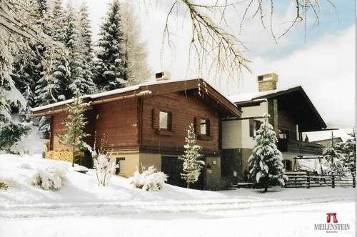 VERKAUFT- Ferienhaus mit Gästehaus in Sonnenlage und Schiliftnähe-VERKAUFT