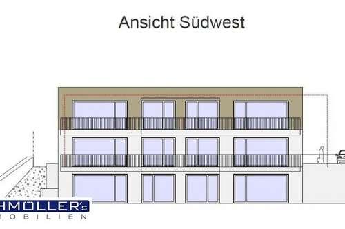 3-Zimmer-Terrassen-Wohnung in Steinhaus bei Wels