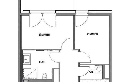 MODERN Wohnen nahe der Mariahilfer Straße mit Lift und großer TERRASSE und BALKON - UNBEFRISTET!