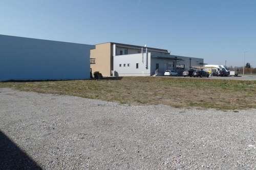 Leinbitz Industriepark........über 1.000m² Lager /Gewerbegrund mit Container und Garage !!