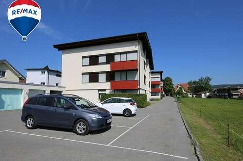 Ruhig gelegene 4 Zimmer Wohnung im Herzen von Frastanz!