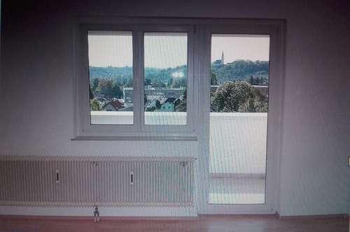 Perfekte Stadtwohnung in Wels mit Garage und Balkon 83mˇum 800,-- Euro