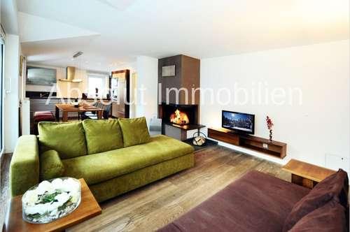 Attraktive, neuwertige Appartements, Wohn- Essbereich, 2 SZ, in ruhiger und sonniger Lage von Kaprun
