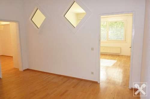 Dornbirn-Hatlerdorf: helle 3 Zimmer Erdgeschosswohnung
