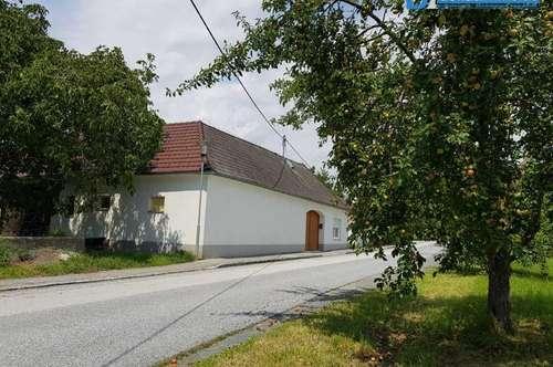 Lieblicher Vierkanthof in Sonnenlage nahe Stegersbach