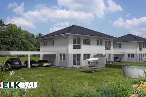 Moderne Doppelhaushälfte von ELK BAU zum SOMMERaktionspreis! Top 10