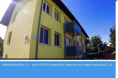70m2 - 3 Zimmerwohnung mit Balkon in Sierndorf - 20km vor Wien