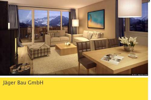 Exklusive 2- Schlafzimmer Investorenwohnung in Salzburg
