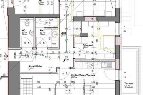 Neubauwohnung mit 2 Schlafzimmer in Uttendorf!