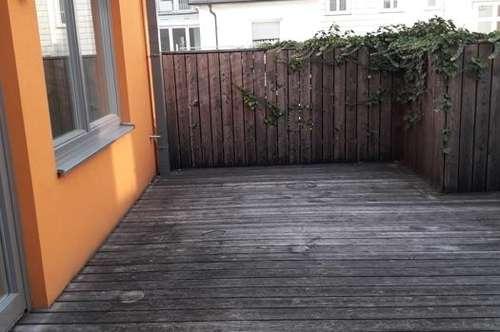 Terrassen 38 m² in bester Lage- unbefristet!