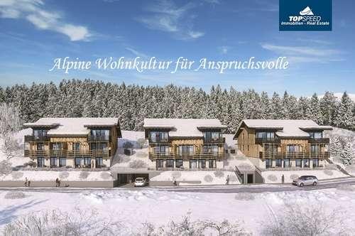 Alpine Wohnkultur für Anspruchsvolle - 77,12m² Eigentumswohnung