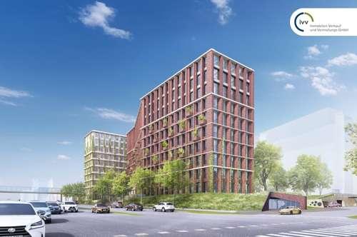 BIOTOPE CITY - THE BRICK - Ideale Geschäftsfläche für Bäckerei, Wäscherei, Trafik und co.