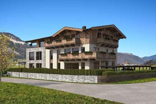Neubauprojekt: stilvolle Luxusdomizile in St. Johann