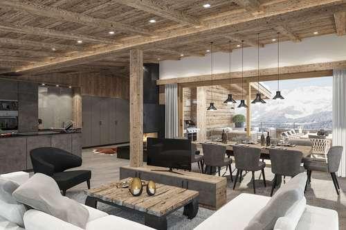 Trendiges Penthouse in exponierter Aussichtslage