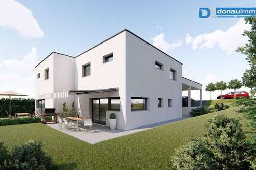 ***Moderne Doppelhaushälfte in Stegersbach