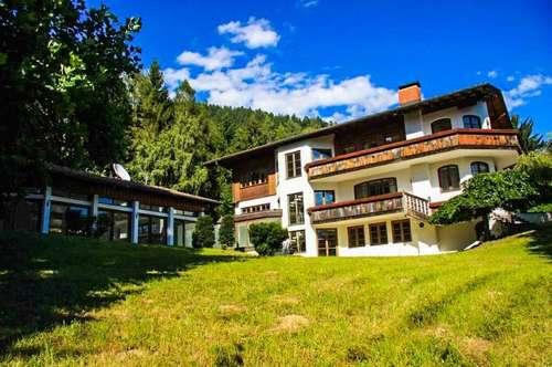 """RARITÄT""""gewidmeter Freizeitwohnsitz"""" Exklusive Villa mit traumhaften Blick auf die Lienzer Dolomiten"""