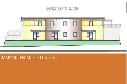 Familienwohnung - 4-Zimmer-Neubau