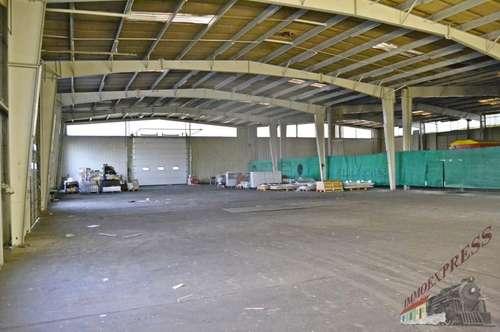 Gut gelegene Lagerhalle in Schwadorf