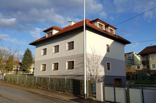 104 m² Wohnung im 1. OG mit Gartenanteil