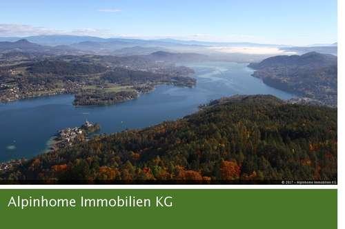 Provisionsfrei - Schicke Erdgeschosswohnung Top2 mit Garten und direktem Seezugang am herrlichen Wörthersee!