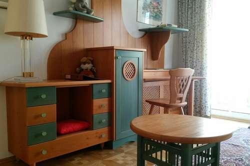 teilmöblierte 3 Zimmer-Wohnung im Zentrum von Neulengbach