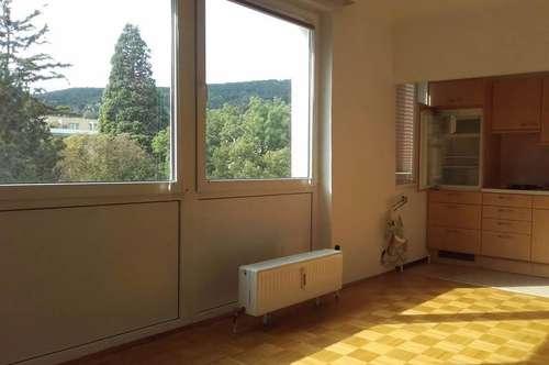 Helle, freundliche 1-Zimmer-Neubauwohnung mit Lift in bester Grünlage von Baden