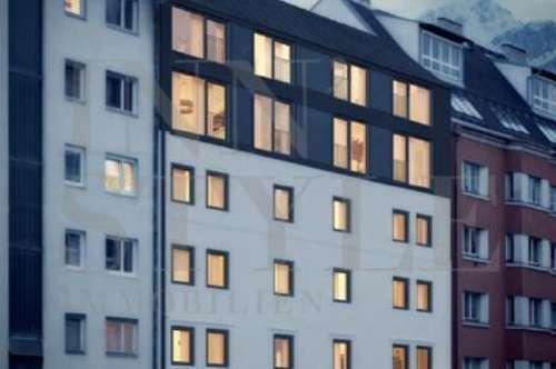 Innsbruck: Exklusive 2 Zimmer-Dachgeschoßwohnung in Pradl zu vermieten