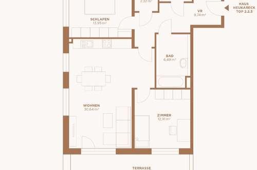 Ideal für Familen - großzügige Wohnung in Sankt Johann im Pongau