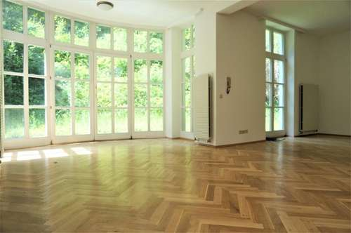 Villa mit faszinierendem Grünblick nahe Klosterneuburg