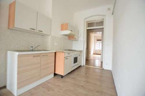 Erstbezug nach Sanierung - Günstige 2-Zimmer-Wohnung nähe Zentrum - 66m²