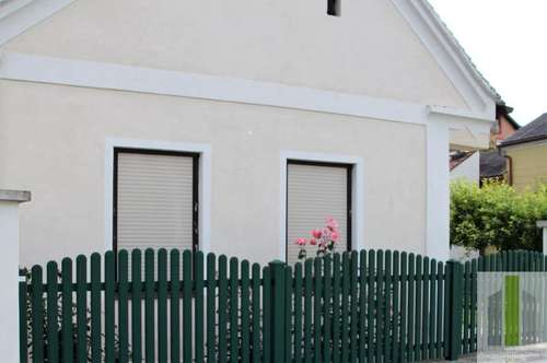 Wochenendhaus/Einfamilienhaus in der Nähe von Großpetersdorf!
